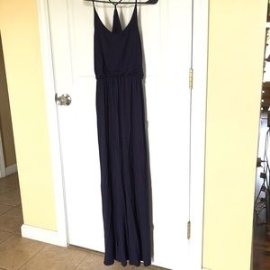 No imperfections. Navy blue Maxi dress